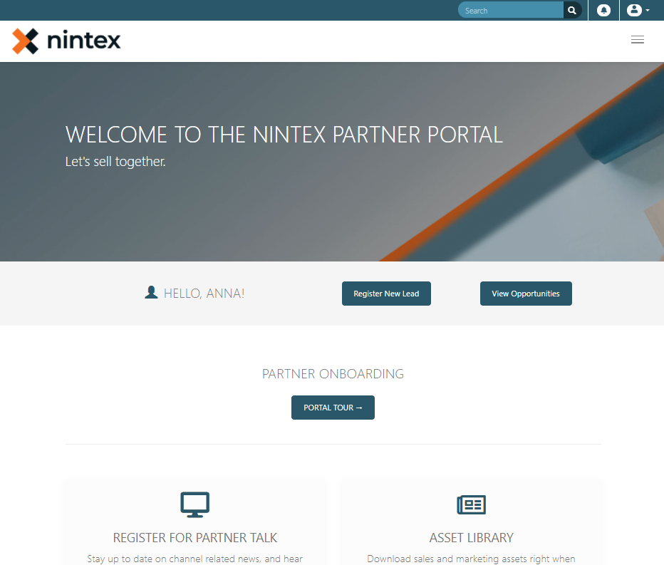 The new and improved Nintex Partner Portal is here!